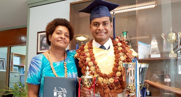 Prize-giving: Tukana Takes LDS Dux,  Rainima Wins Lion Shield