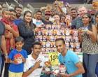 DIWALI: Supermarket Fireworks Cause  Of Excitement To Children