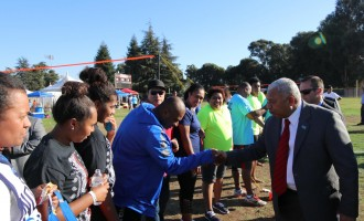 PM TOUR:  I Am Fighting For All Fijians, PM Tells Those Who Live In The United States