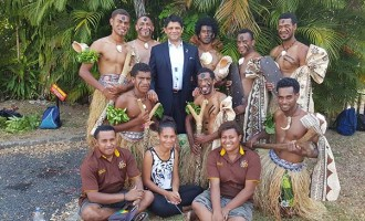 Fiji takes practical steps, says PM