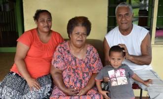Family Encouragement Made Me Feel Better: Varea