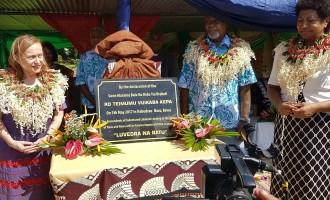 Ceremony: Vanua O Ba Welcomes  Girmitiyas Descendants