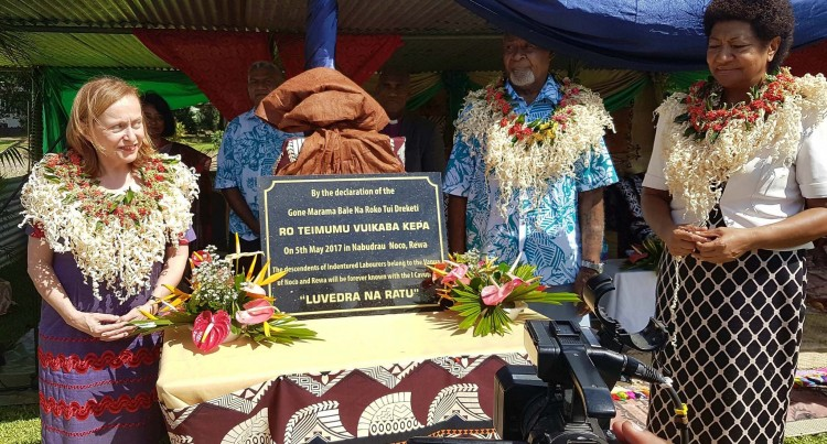 Ceremony: Vanua O Ba Welcomes  Girmitiyas Descendants