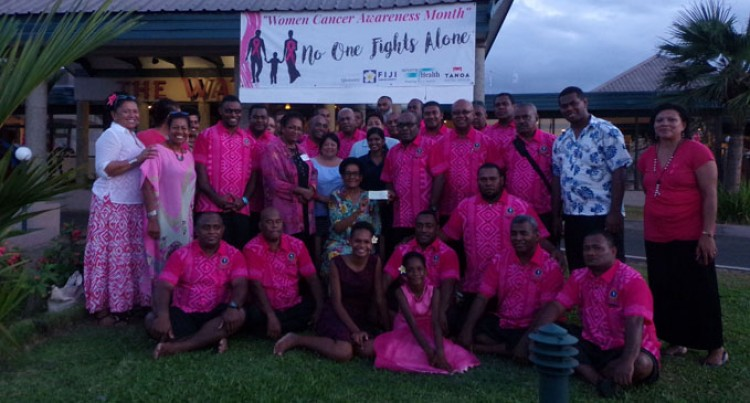 Ratu Kadavulevu Old Boys Pledge Pinktober Support