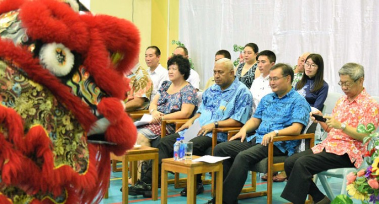 Chinese Fijians Are Role Models, says PM