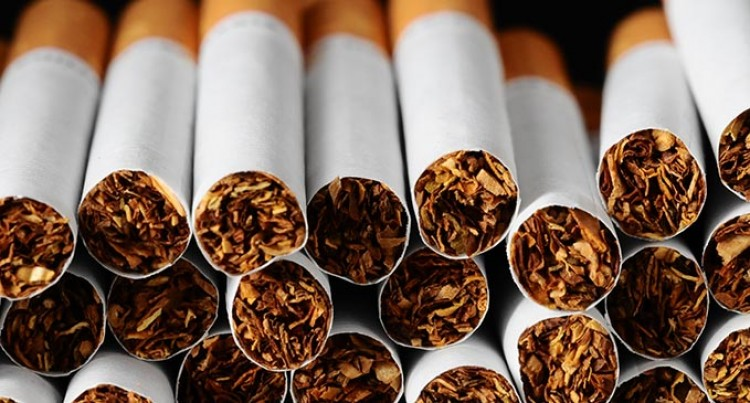400 Booked, Fined For Breach of Tobacco Law