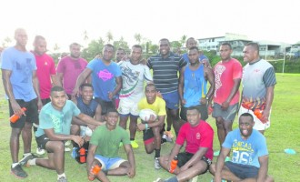 We're set for Wardens: Coach