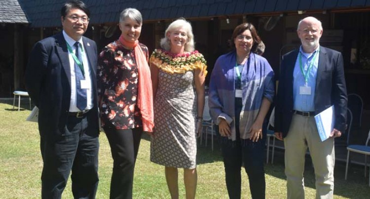 Ocean Experts, Scientists In Fiji To Compile Climate Change Report