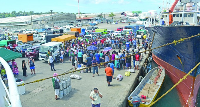 FPCL Issues Control Measures For Local Wharf Users