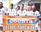 IDC spirit  grips Suva fans