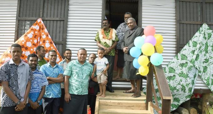 Development:  Bala Opens  Vunisinu  Warehouse  Project