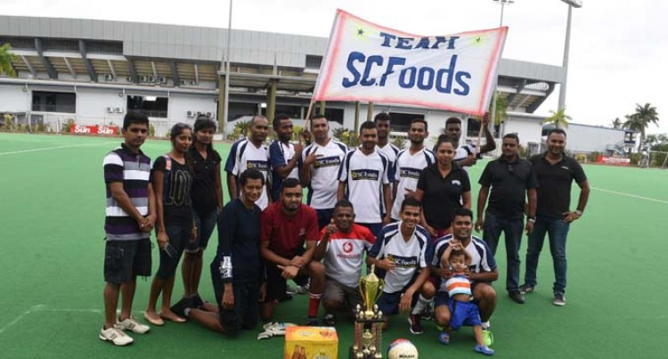 Ba Stars Lift SC Foods