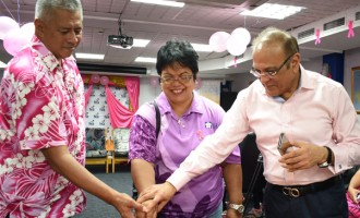 Patel: Work Together To Fight The Disease