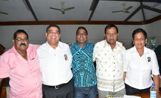 Jitendra Reddy New Vice-President