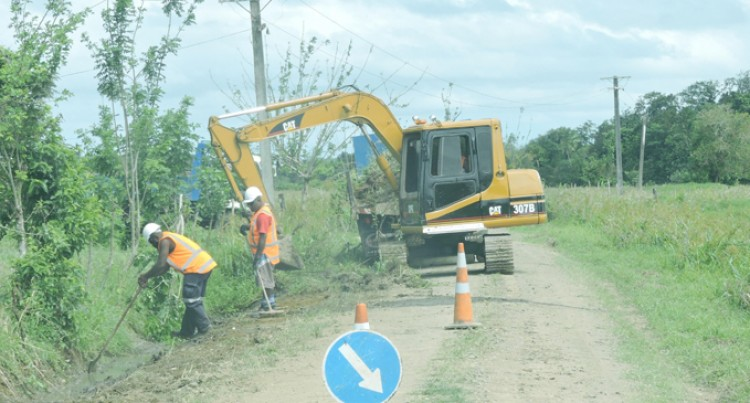 Authority: We Won't Claim Liability on Damaged Crops on Road Reserves