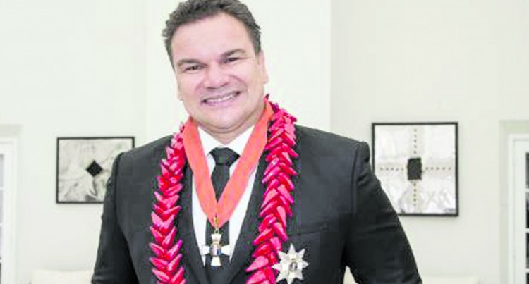 SIR MICHAEL JONES TO SPEAK AT ANZ FIJI EXCELLENCE IN TOURISM AWARDS