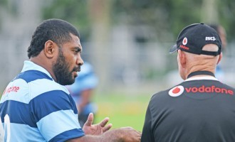 Fiji Airways Flying Fijians Named For November Tour