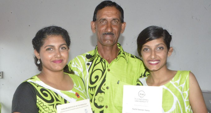 Cane Farmer Tells How Scholarship  Scheme Fulfill Daughters' Dreams