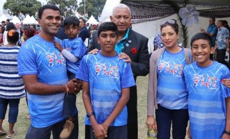 Fiji More United Now: PM
