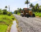 Navua roadwork to benefit farmers