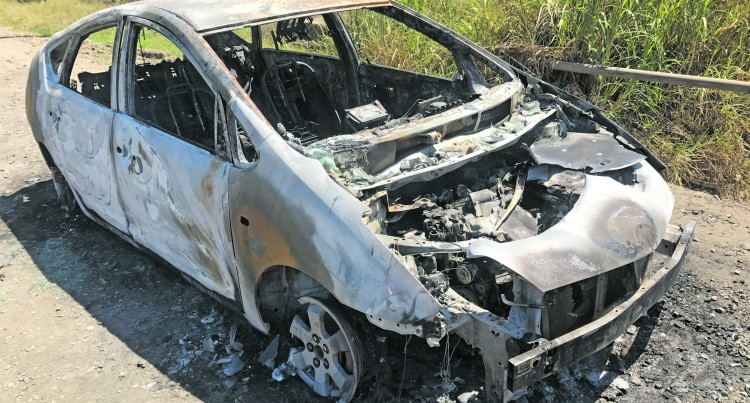 $20,000 Car Bought Just Three Months Earlier Up In Flames