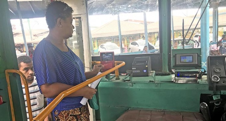 ANALYSIS: E-transport: E-Ticketing? No Problem For Students, Easier For All