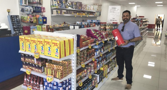RETAIL OUTLET:Mahesh Syndicate Back To Cater To Nakasi-Nausori Customers