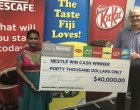 Nestle Makes Lucky Winner $40K Richer