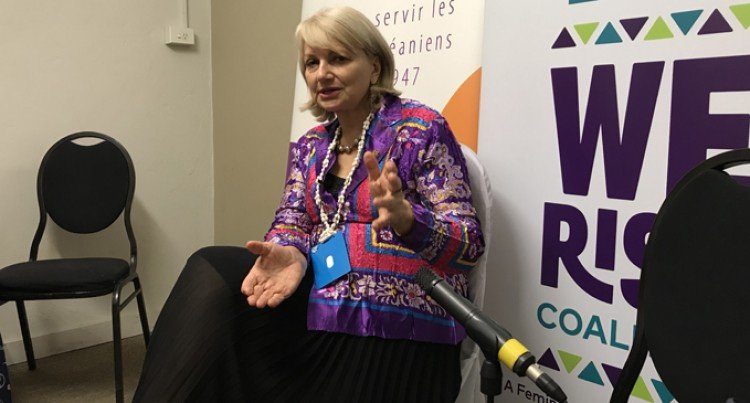 Australian  Ambassador For Women And Girls Inspired By Pacific Women