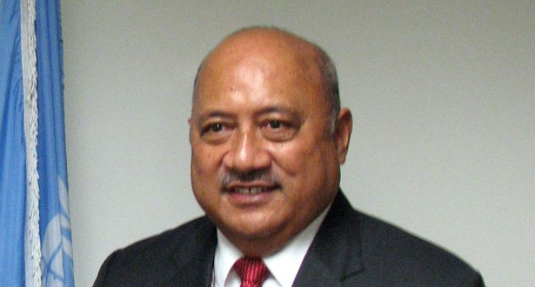 GOVERNMENT: Have A Plan Before Disaster Strikes: Ratu Inoke