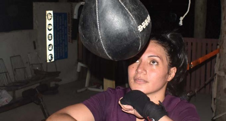 Katrina Aims For First Win