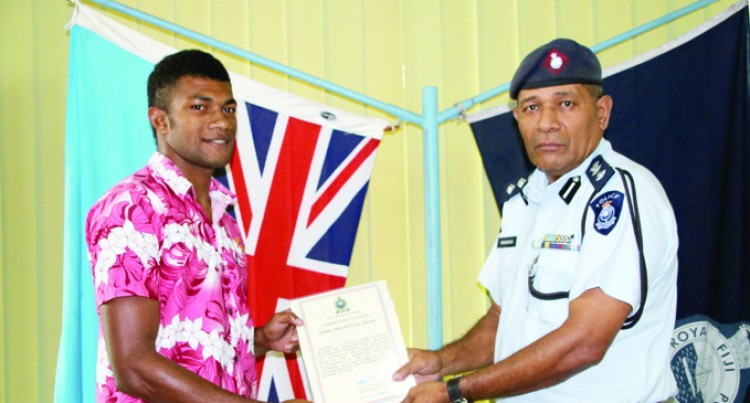 21-Year-Old Recognised by Police For Assistance