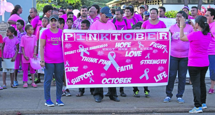 A Pink Labasa Town to Support Campaign