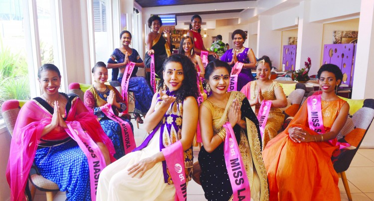 Miss Labasa Celebrates Diwali Away From home