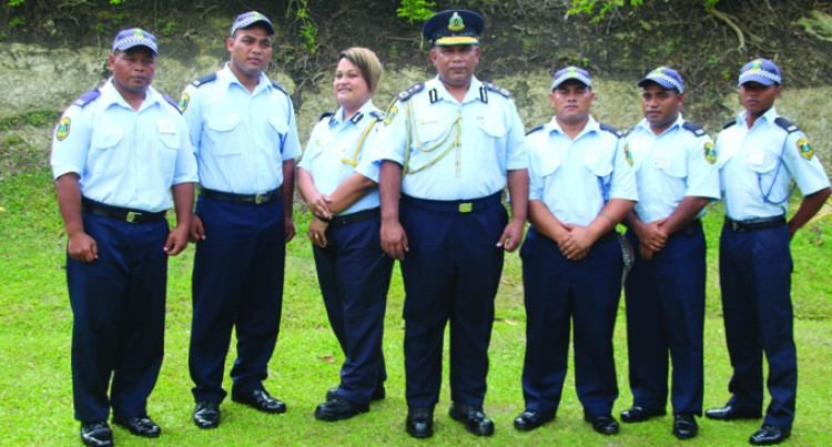 Nauru's Police  Commissioner Keen on  Partnership