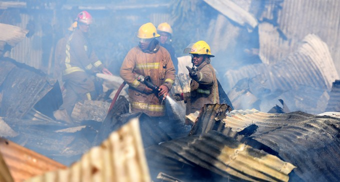 EDITORIAL: Nabua Fire A Matter Of Urgency For Relevant Authorities