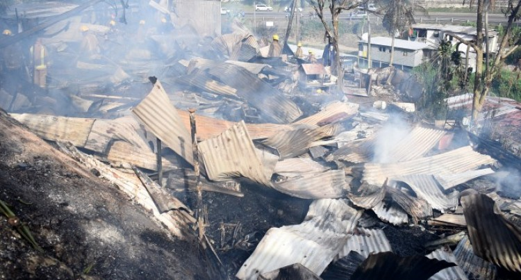 Qalowasa Calls On Fire  Victims To Be Patient With  Peoples Community Network