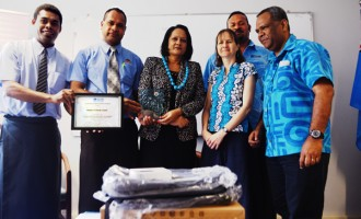 Naitasiri Council Rewarded For Health Initiative