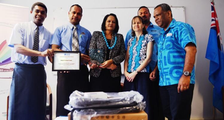 Naitasiri Council Rewarded For Health Initiative
