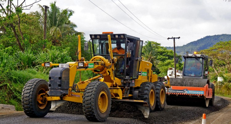 Labasa Road Raised To Address Flooding