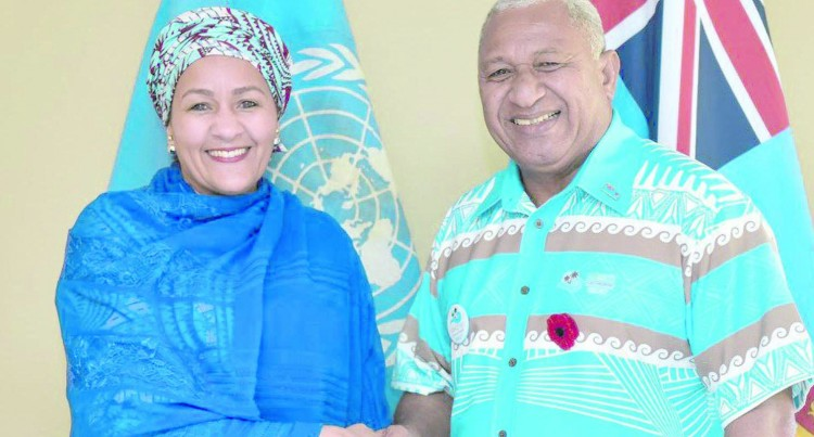 Pre-cop23 Nadi UN: Make Climate Fund Accessible
