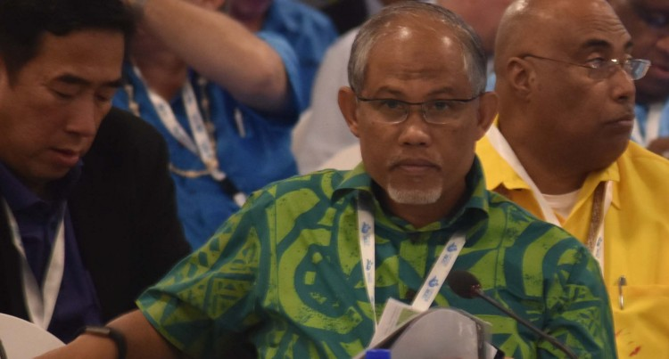 Singapore relies on Fiji to speed up COP23 work