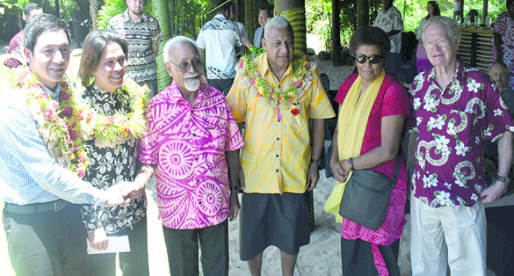 50th Anniversary: Shangri-La's A Benchmark For Fijian Tourism: PM