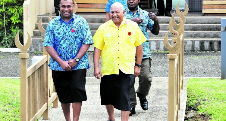 GOVERNMENT: PM Wished  Well For COP23 in Germany