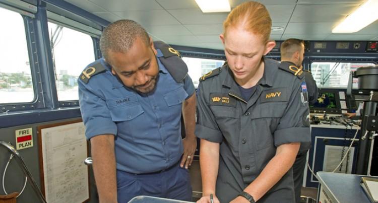 Partnership Uncovers Alleged Infringements in Fijian Waters