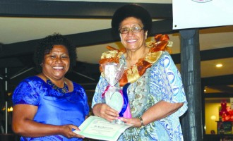 Buliasewa overcame obstacles to scoop top dentist prize
