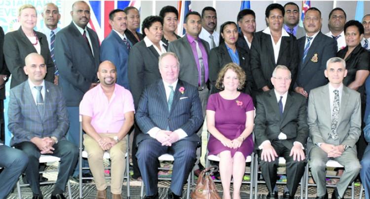 Commitment to Investigative Workshop Shows Police Dedication: UK Envoy