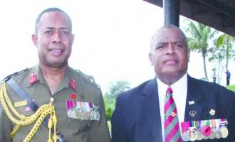 Tagicakibau Tells 78 Graduates To Be Firm