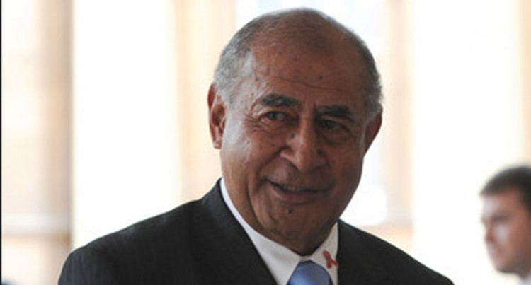 Ratu Epeli Is Top Government Nominee For Speakers Role