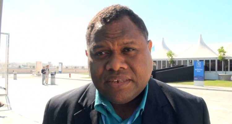 Resolution Passed To Suspend PS Forests, Samuela Lagataki